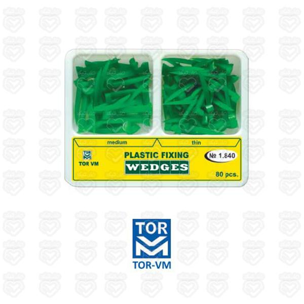 تصویر وج پلاستیكی سبز TorVM