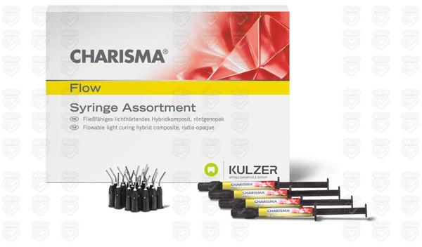 تصویر Kulzer Charisma Flow Assortment