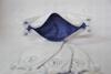 تصویر ماسک سه بعدی 5 لایه بوفالو KF94 اصلی بسته 25 عددی