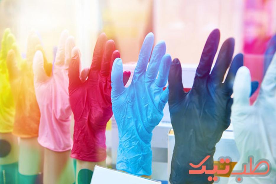 با انواع دستکش نیتریل بیشتر آشنا شویم