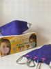 تصویر ماسک سه بعدی کودک بوفالو KF94 بسته 25 عددی